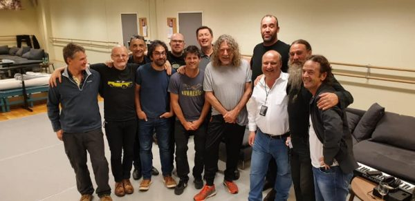 Summer solstice 2019 in Norway above the Arctic Circle with Rory McCann and Robert Plant