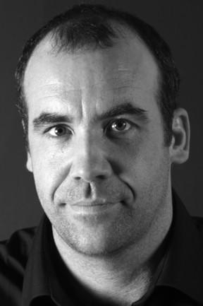Emptage Hallett Talent Agency headshot of Rory McCann, date unknown