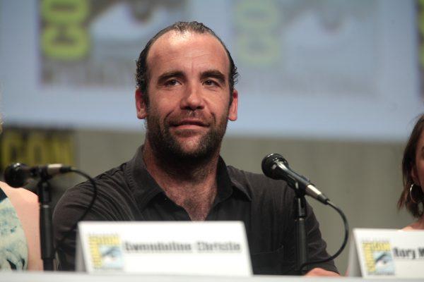 Rory McCann at San Diego Comic Con, 25 July 2014